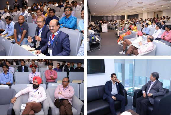 gallery AI startup conclave at bennett university
