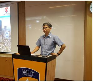 International Conference on Contemporary Computing and Informatics at Amity University