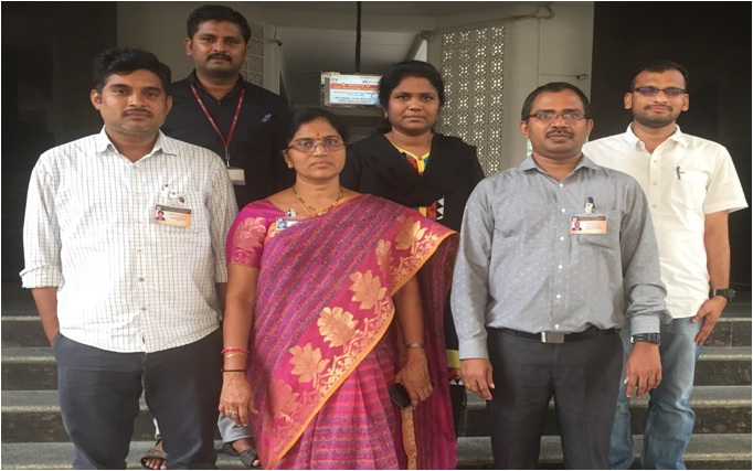 Research Group Meeting of VNR Vignana Jyothi Institute of Engineering and Technology