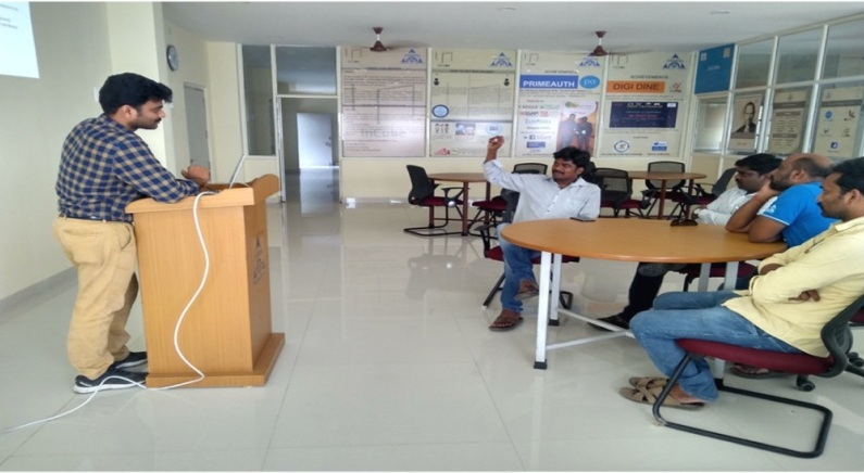 Research Group Meeting of Anurag Group of Institutions