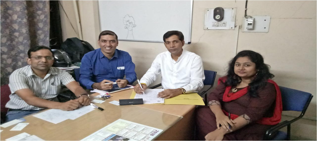 Research Group Meeting of Institute of Engineering & Technology
