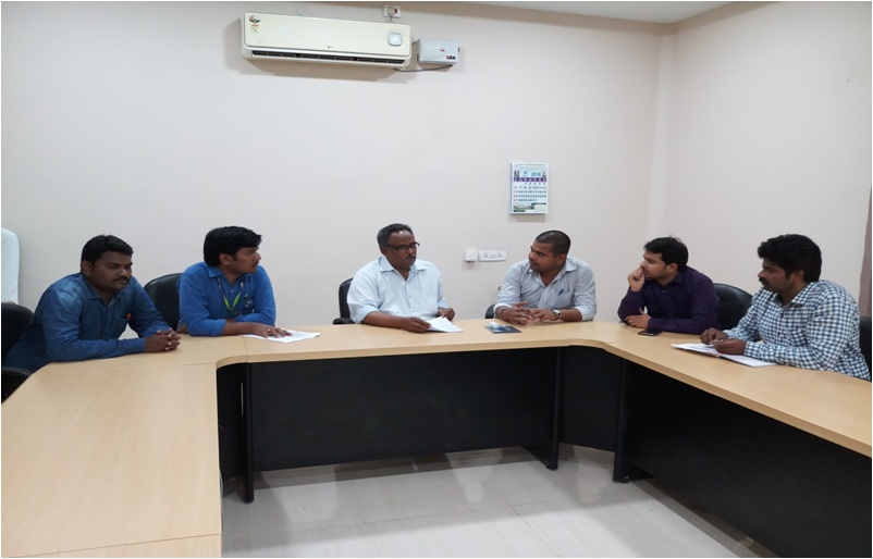 Research Group Meeting of Rajeev Gandhi Memorial College of Engg. and Tech.