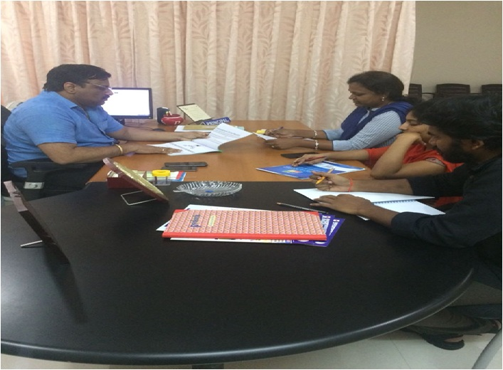 Research Group Meeting of Scient Institute of Technology