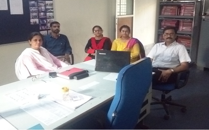 Research Group Meeting of Shri Shankaracharya Technical Campus
