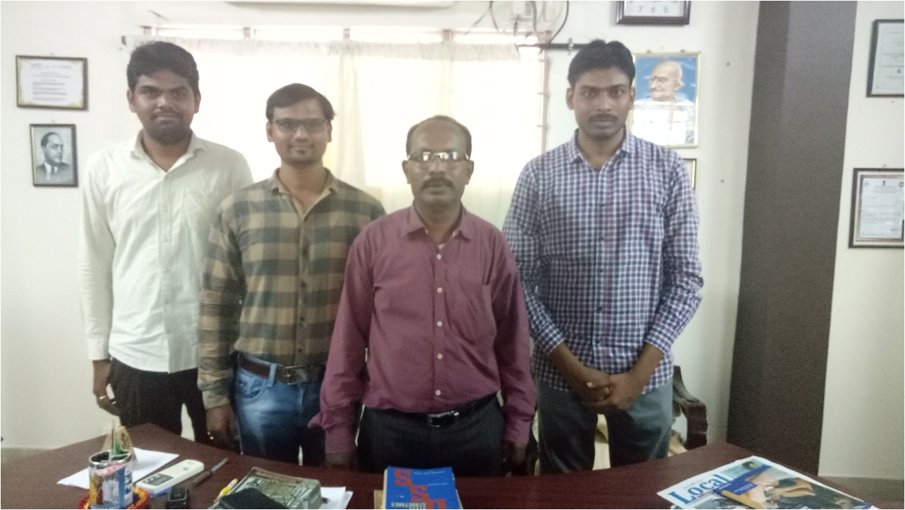 Research Group Meeting of Talla Padmavathi College of Engineering