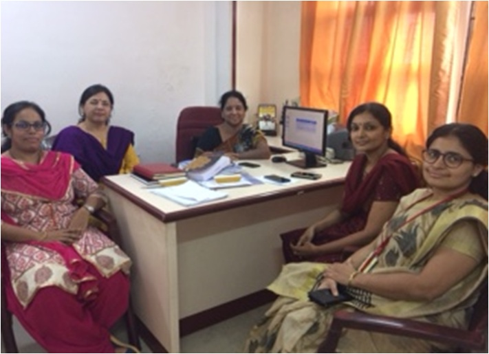 Research Group Meeting of VES Institute of Technology