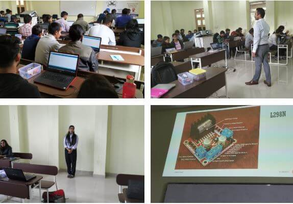 Gallery IoT Workshop at IIIT, Manipur Feb 16 to Feb 17, 2019.