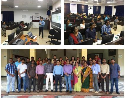 Advanced Deep Learning Workshop at Mar Baselios College of Engineering and Technology, Thiruvananthapuram, May 20, 2019 to May 22, 2019.