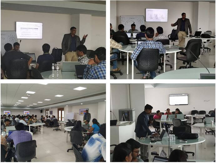 Gallery AI/ML Workshop at SRM University, AP - Amaravati 								March 22, 2019 to March 23, 2019.