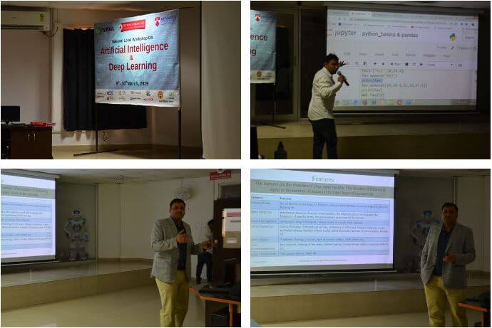 Gallery  Techno India NJR Institute of Technology March 08 to March 10, 2019