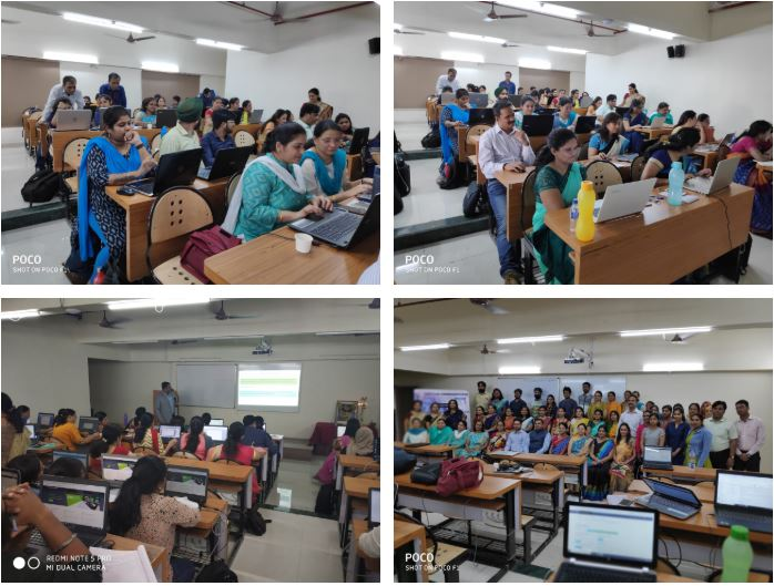 Gallery Machine Learning Workshop at VES IT, mumbai 	Feb 16 to Feb 18, 2019