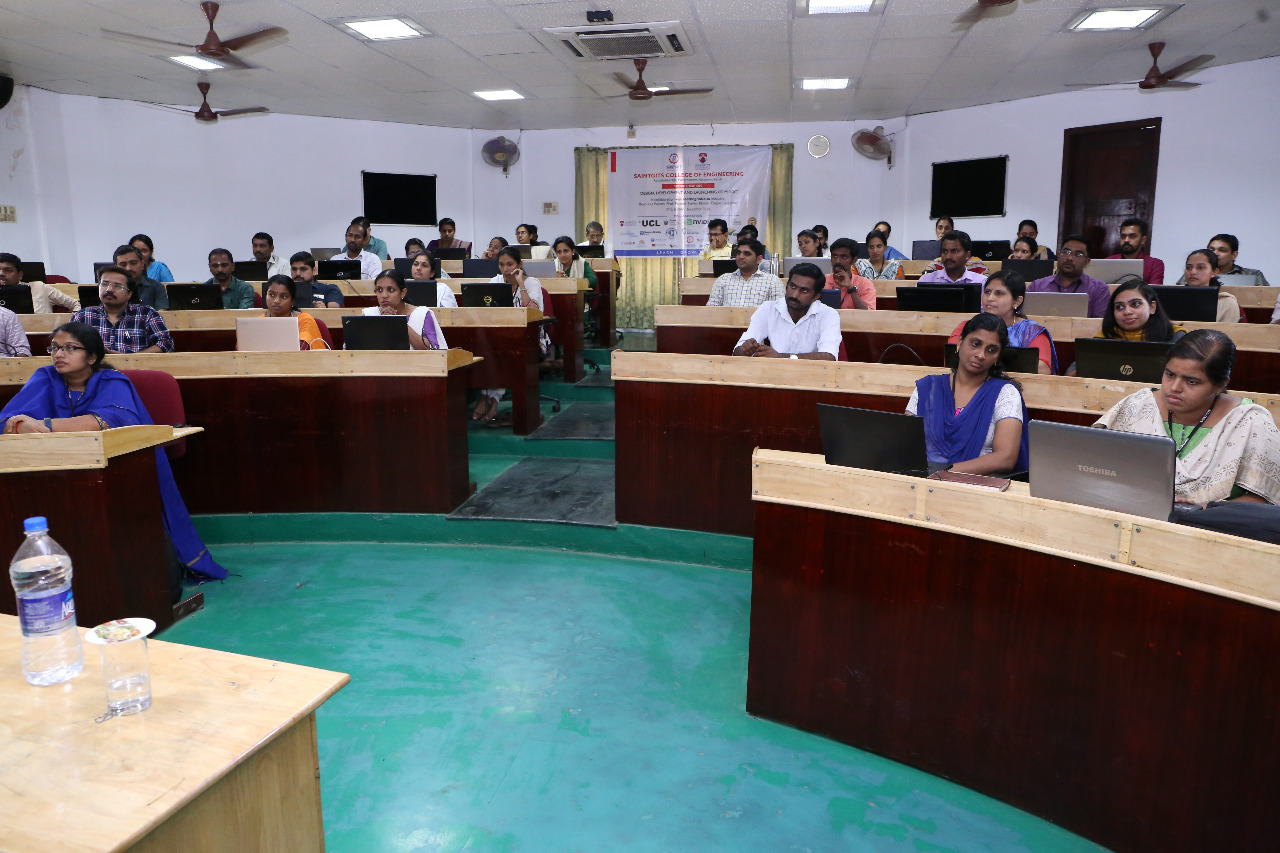 MOOCs Workshop at Saintgits Engineering College3