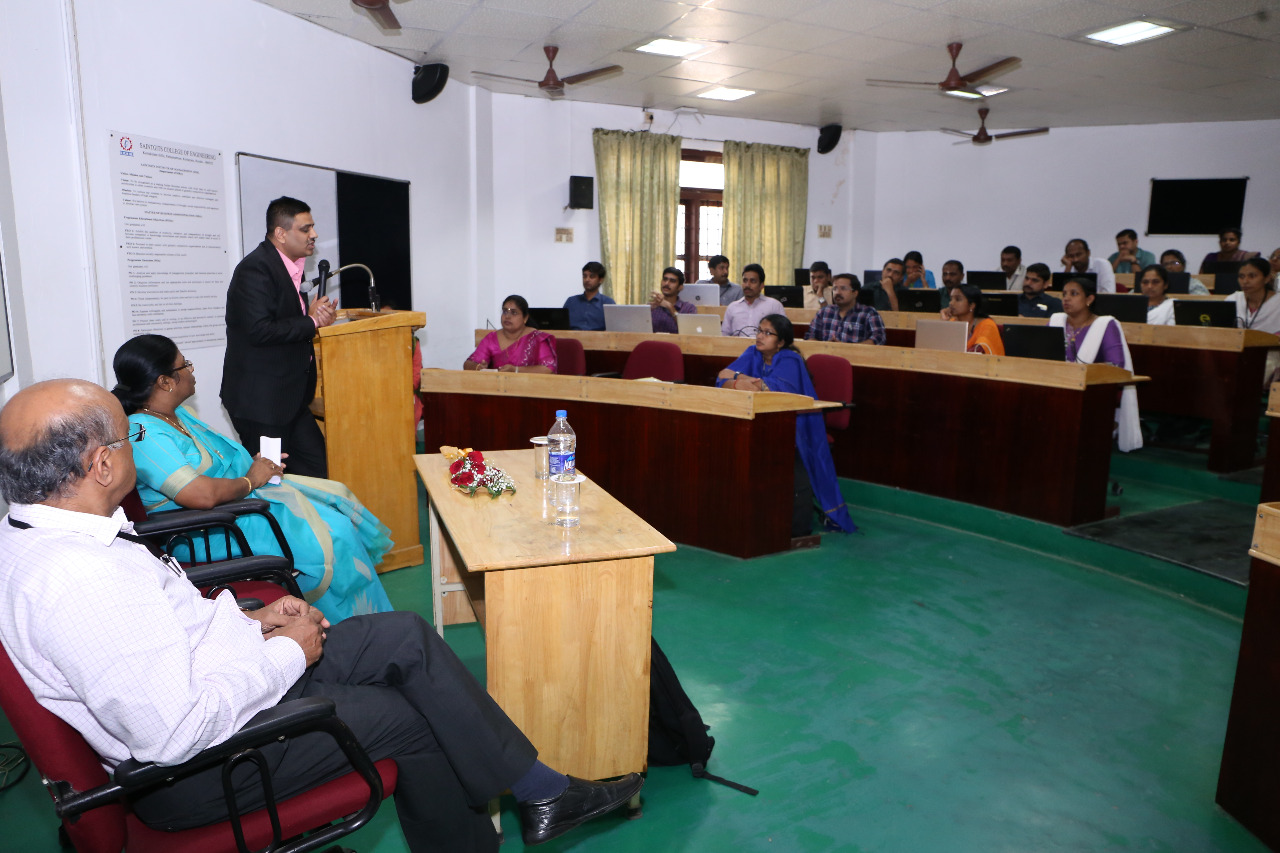 MOOCs Workshop at Saintgits Engineering College4