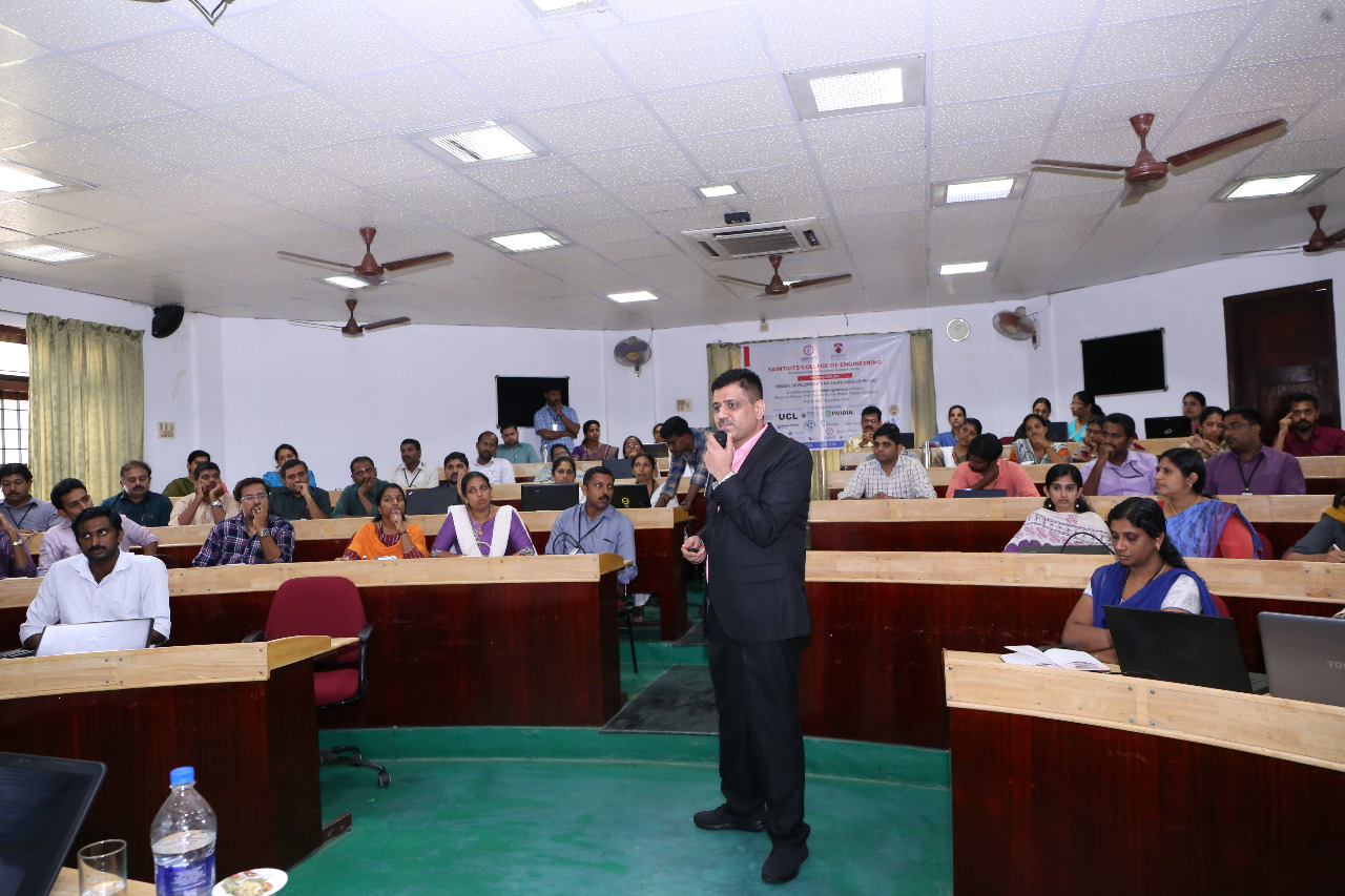 MOOCs Workshop at Saintgits Engineering College5
