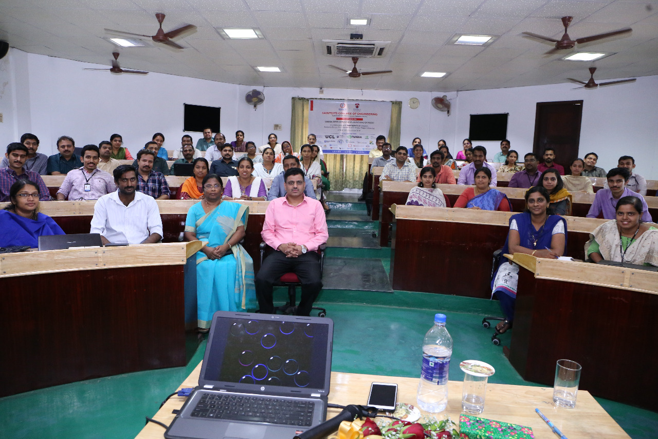 MOOCs Workshop at Saintgits Engineering College7